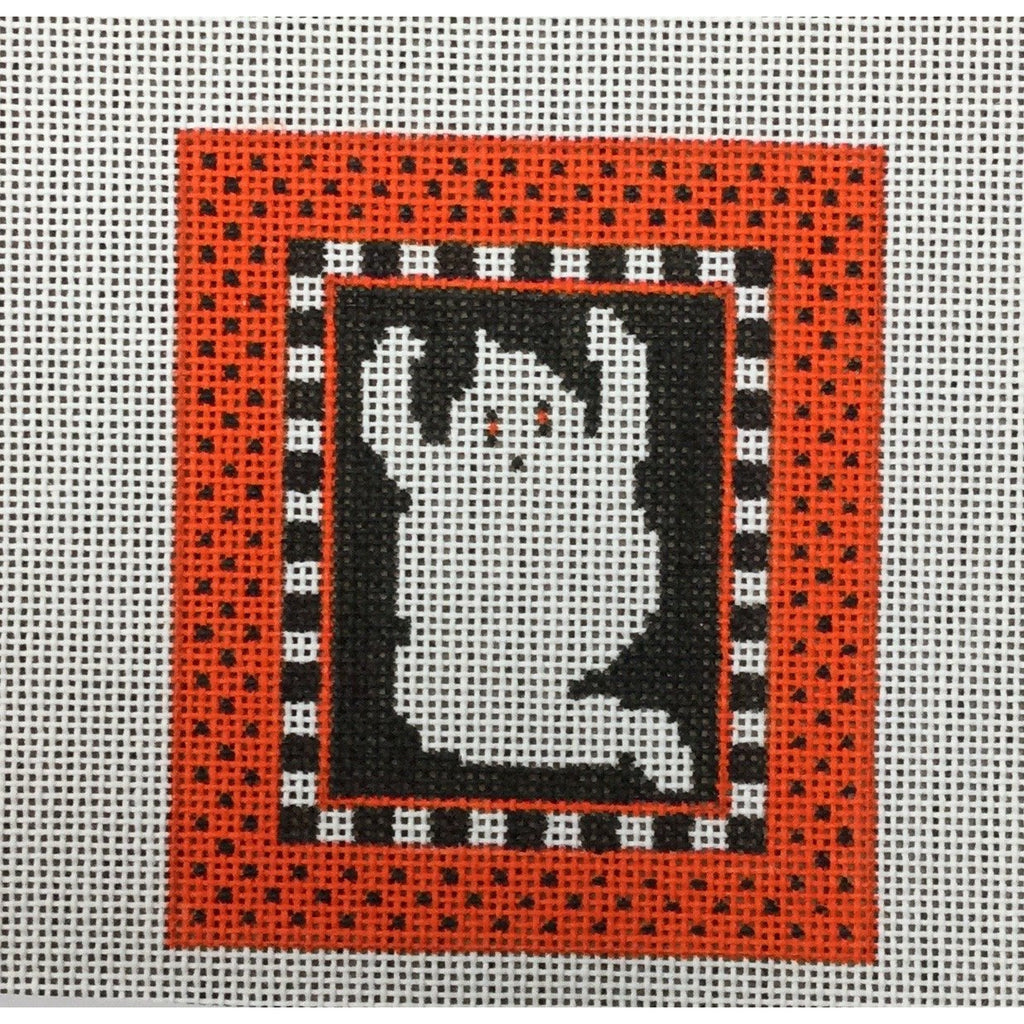Casper Canvas-Needlepoint Canvas-Princess & Me-KC Needlepoint