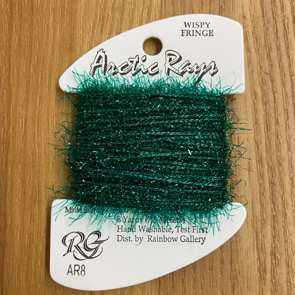 Arctic Rays AR8 Tree Green - KC Needlepoint