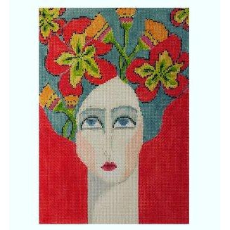 Miranda Needlepoint Canvas
