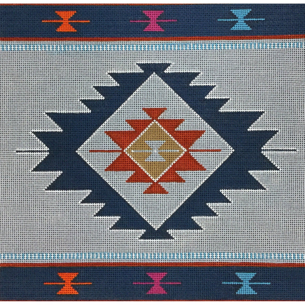 Soulfully Southwestern - needlepoint