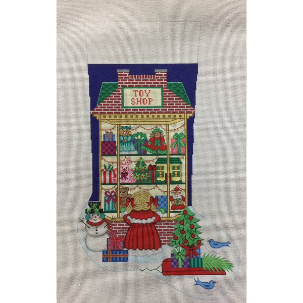 Alexa Needlepoint Stocking 7331