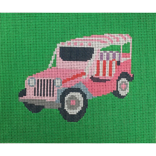 Leland Gal Jeep Canvas