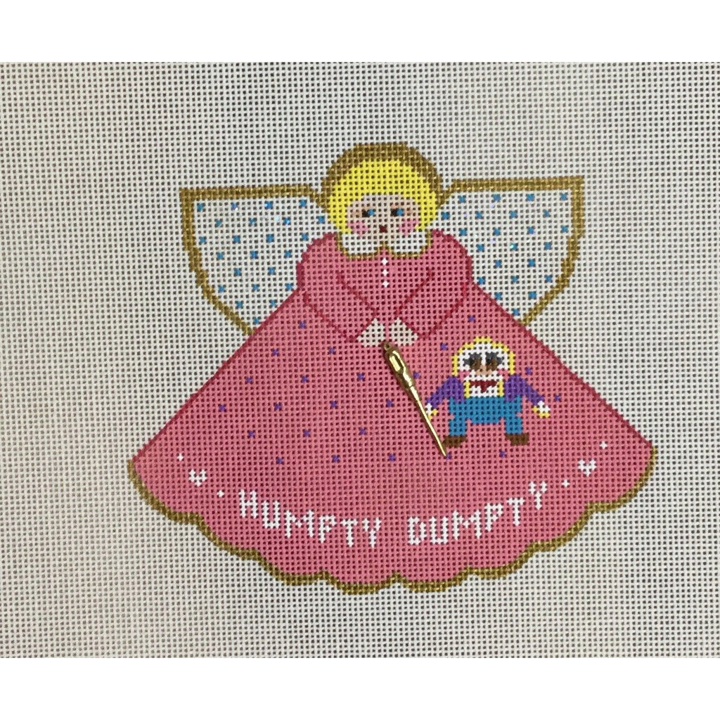 Humpty Dumpty Angel Canvas