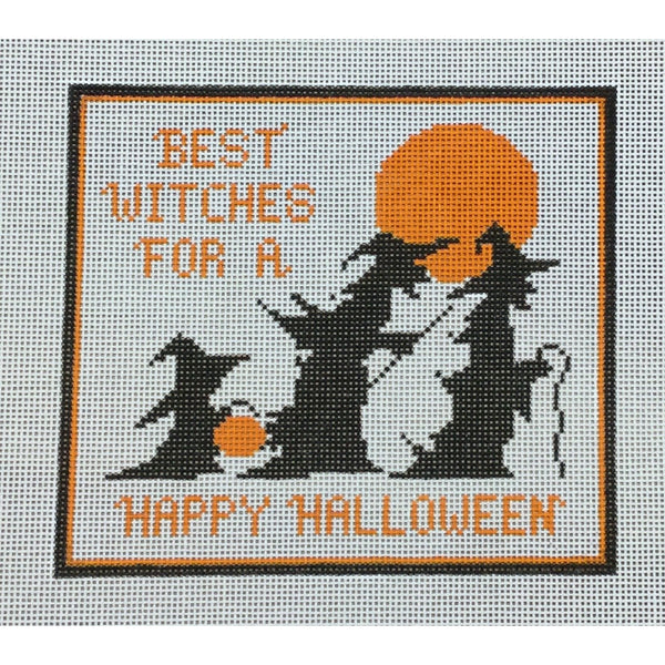 Best Witches... Canvas