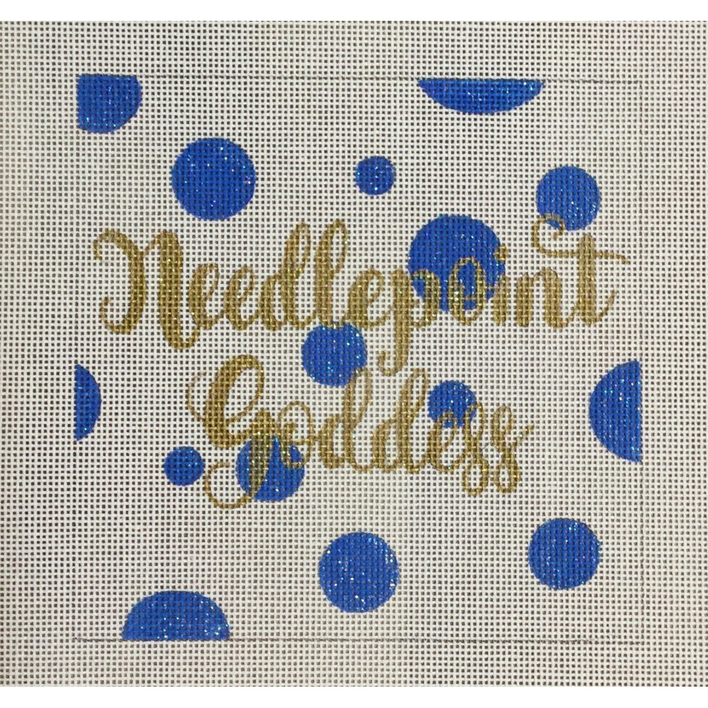 Needlepoint Goddess Canvas