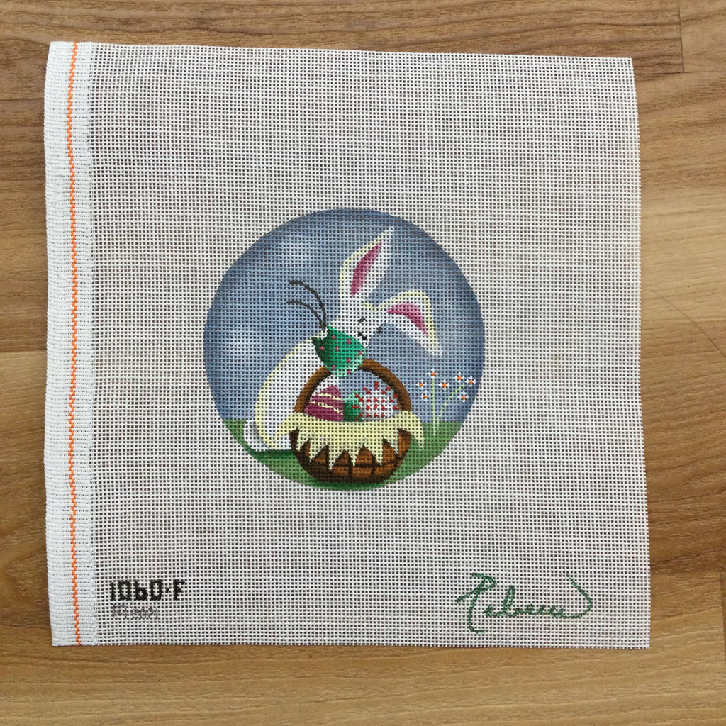 Easter Egg Imposter Canvas - KC Needlepoint