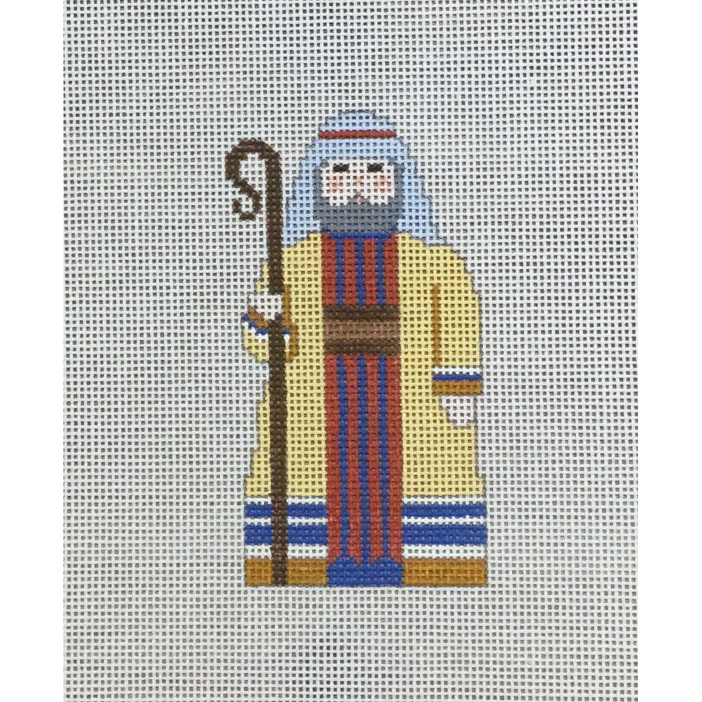 Shepherd, Nativity Set Canvas
