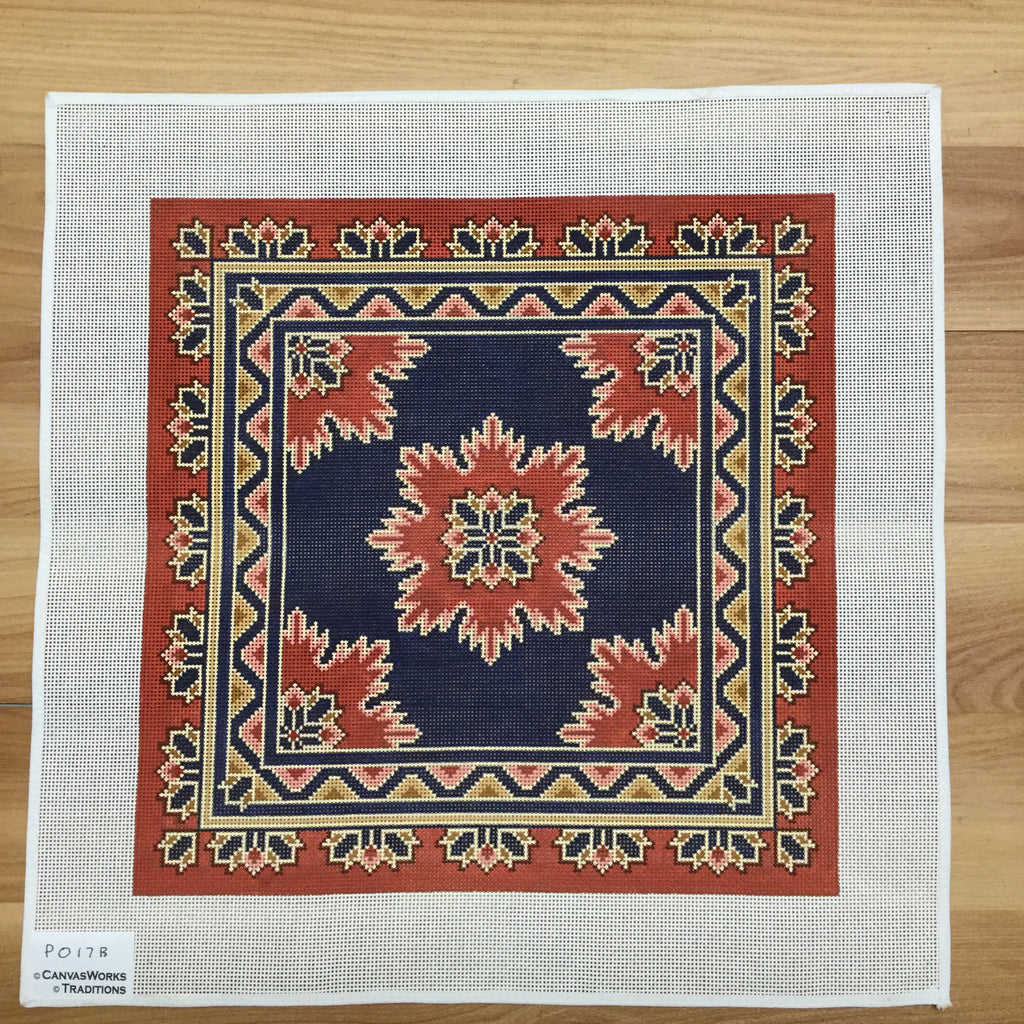 Daghestan Needlepoint Canvas