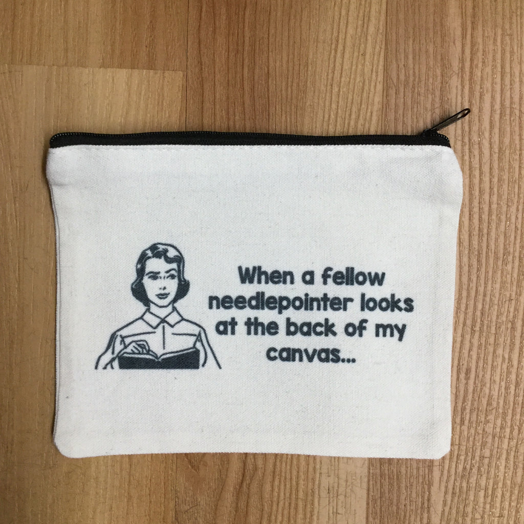 When a fellow needlepointer... Bag-Accessories-Alice Peterson-KC Needlepoint