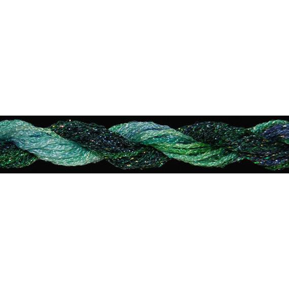 ThreadworX #12 Overdyed Metallic Dreamscape - needlepoint