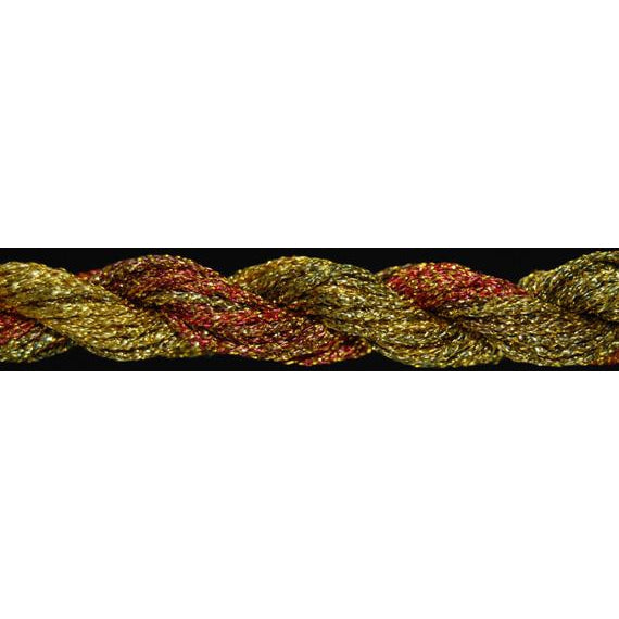 ThreadworX #12 Overdyed Metallic Romanian Forest-Metallic-ThreadworX-KC Needlepoint