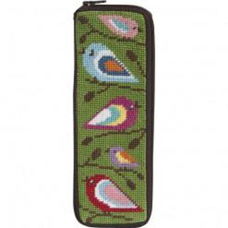 Birds of Color Spec Kit - needlepoint