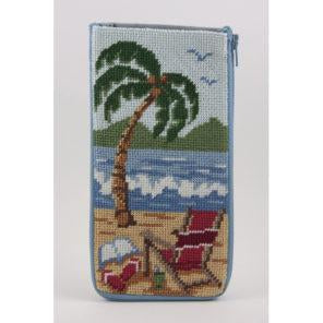 At the Beach Eyeglass Case Kit