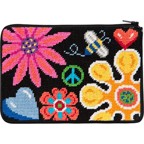 Fun Floral Purse Kit