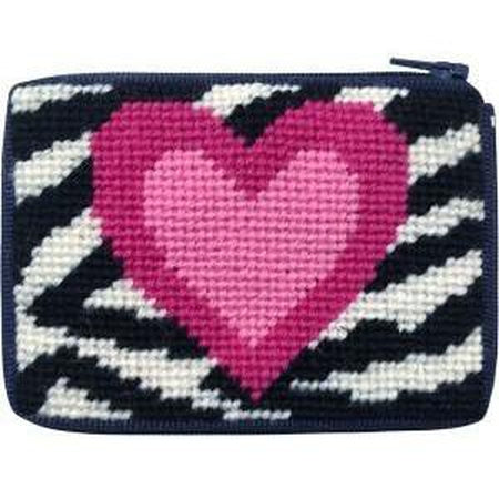 Kids Coin Case Kit-Alice Peterson-KC Needlepoint