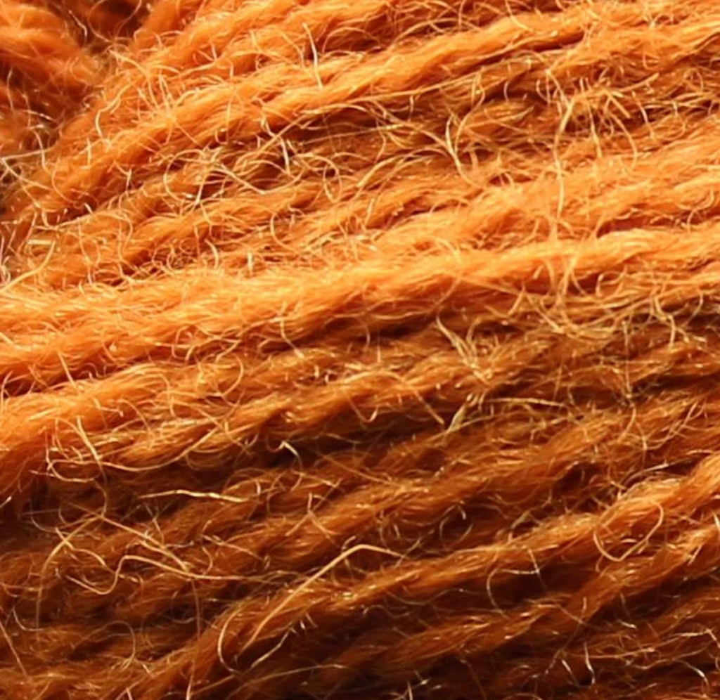 Colonial Persian Wool</br>Wicker Brown CP1495