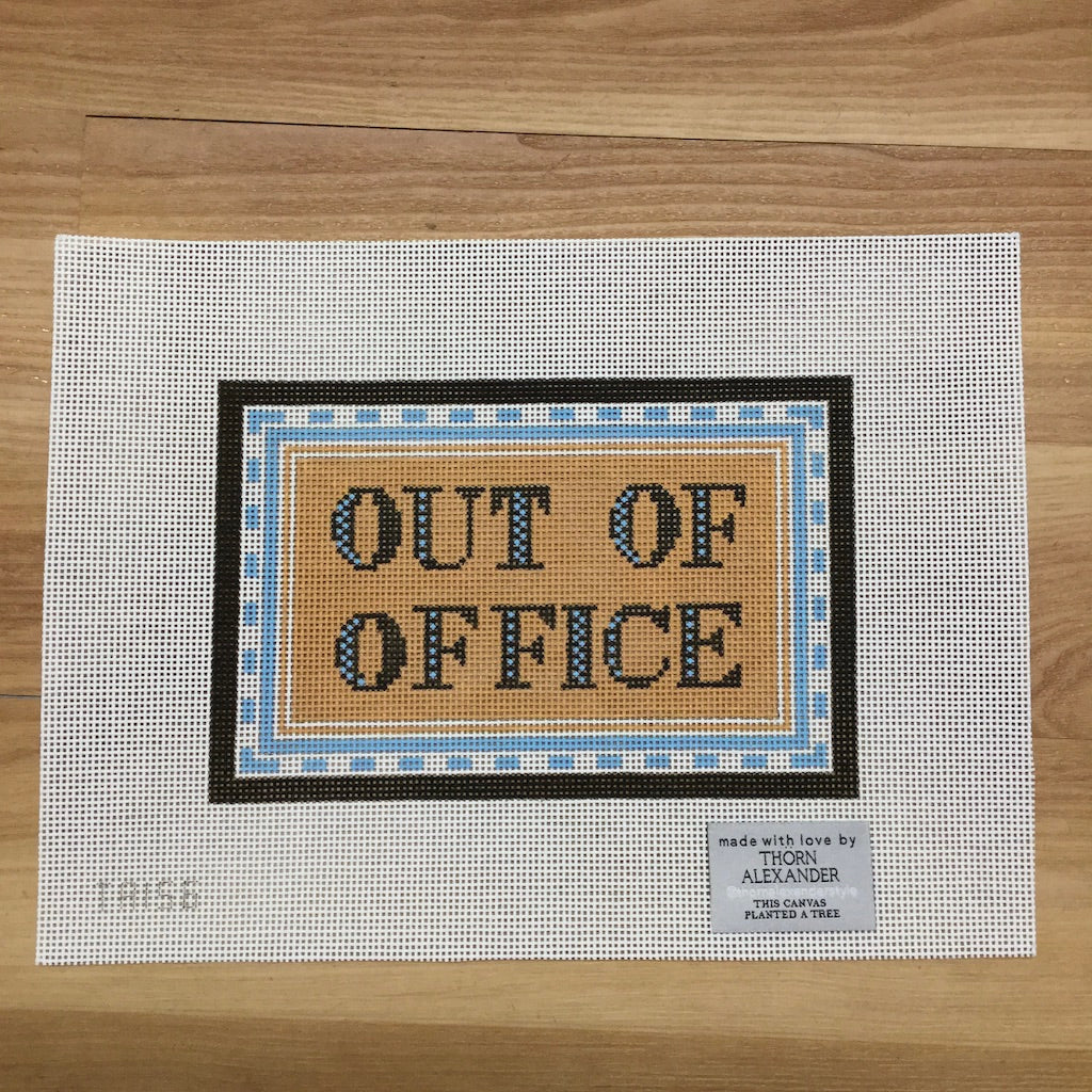 Out of Office Canvas