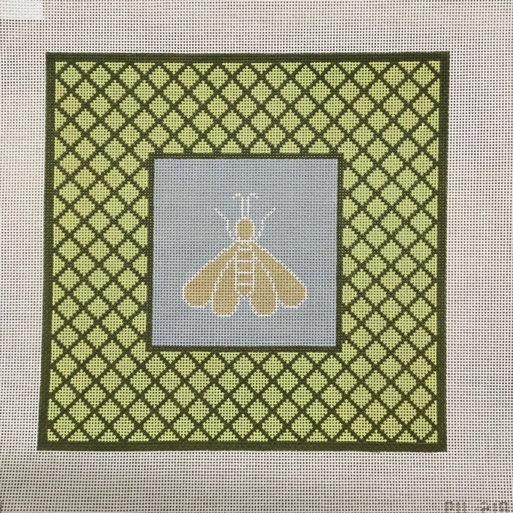 Firefly Needlepoint Canvas-Needlepoint Canvas-J. Child Designs-KC Needlepoint