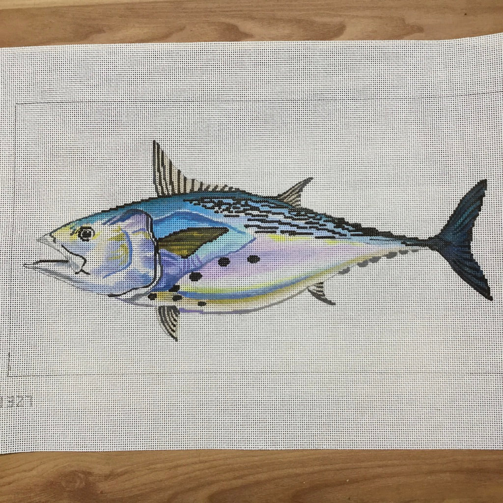 Large Fish Canvas - KC Needlepoint