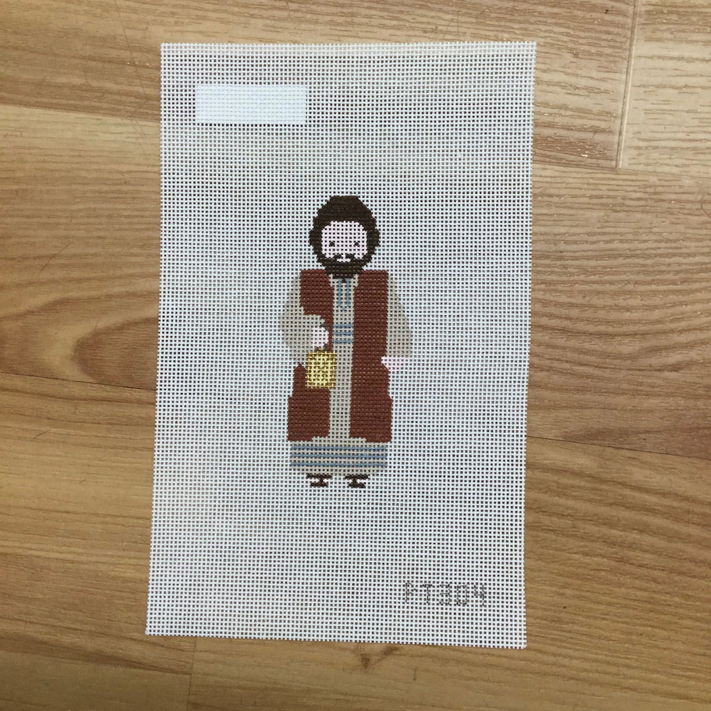 Nativity Piece Joseph Canvas