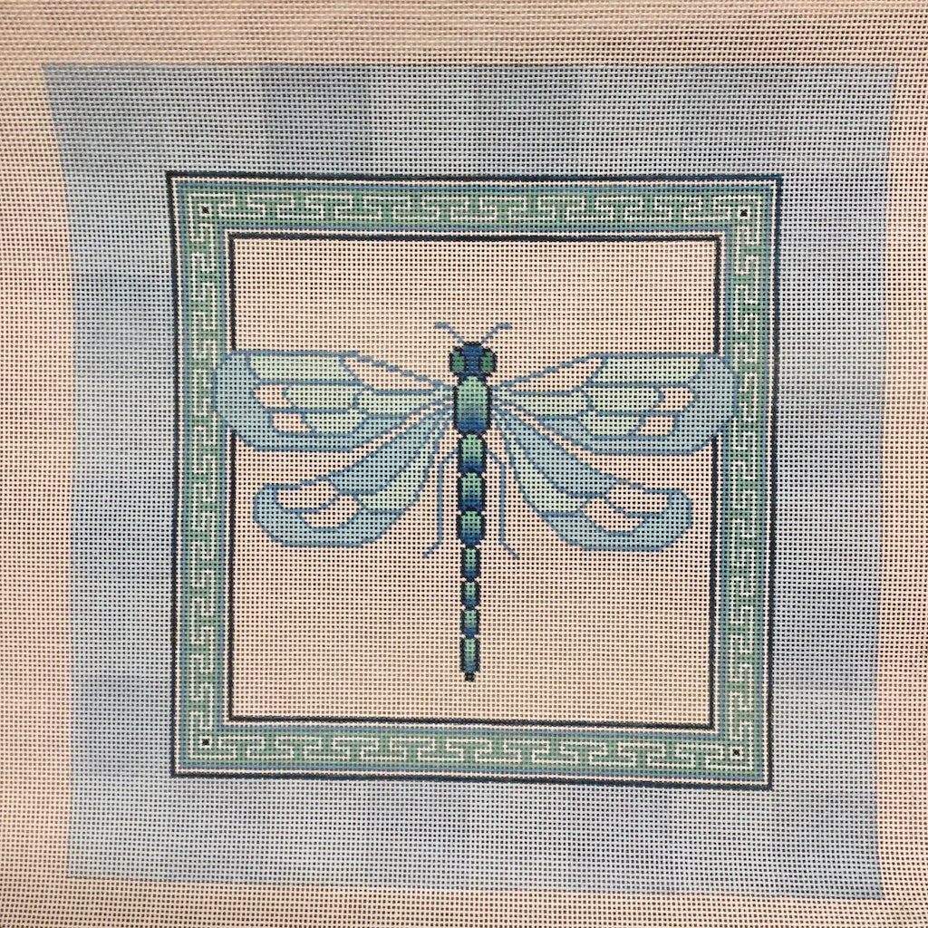 Dragonfly Canvas - KC Needlepoint