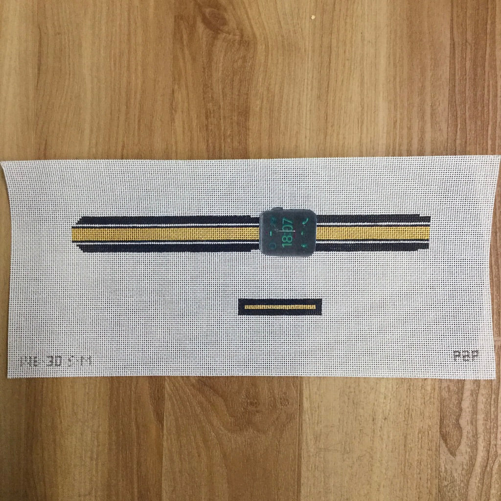 Apple Watch Strap Canvas - needlepoint