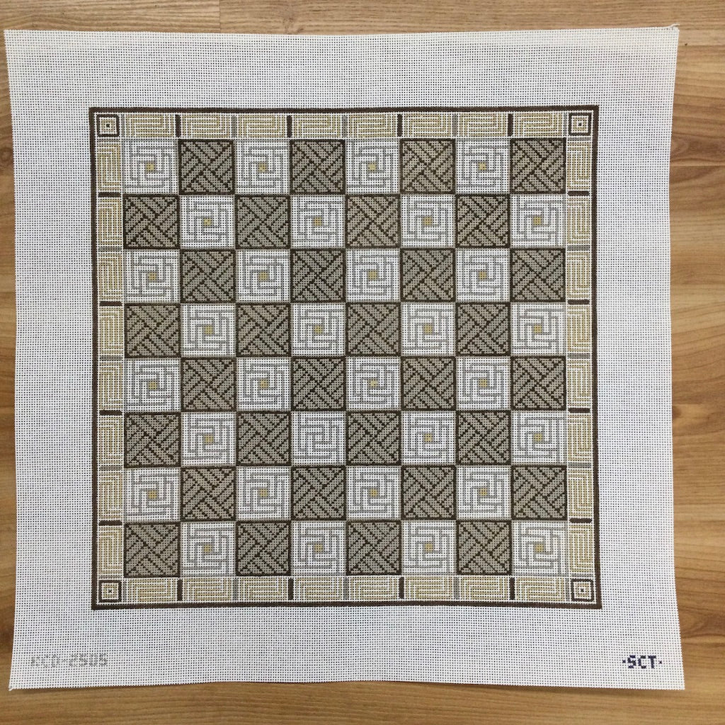 Gameboard Needlepoint Canvas - needlepoint