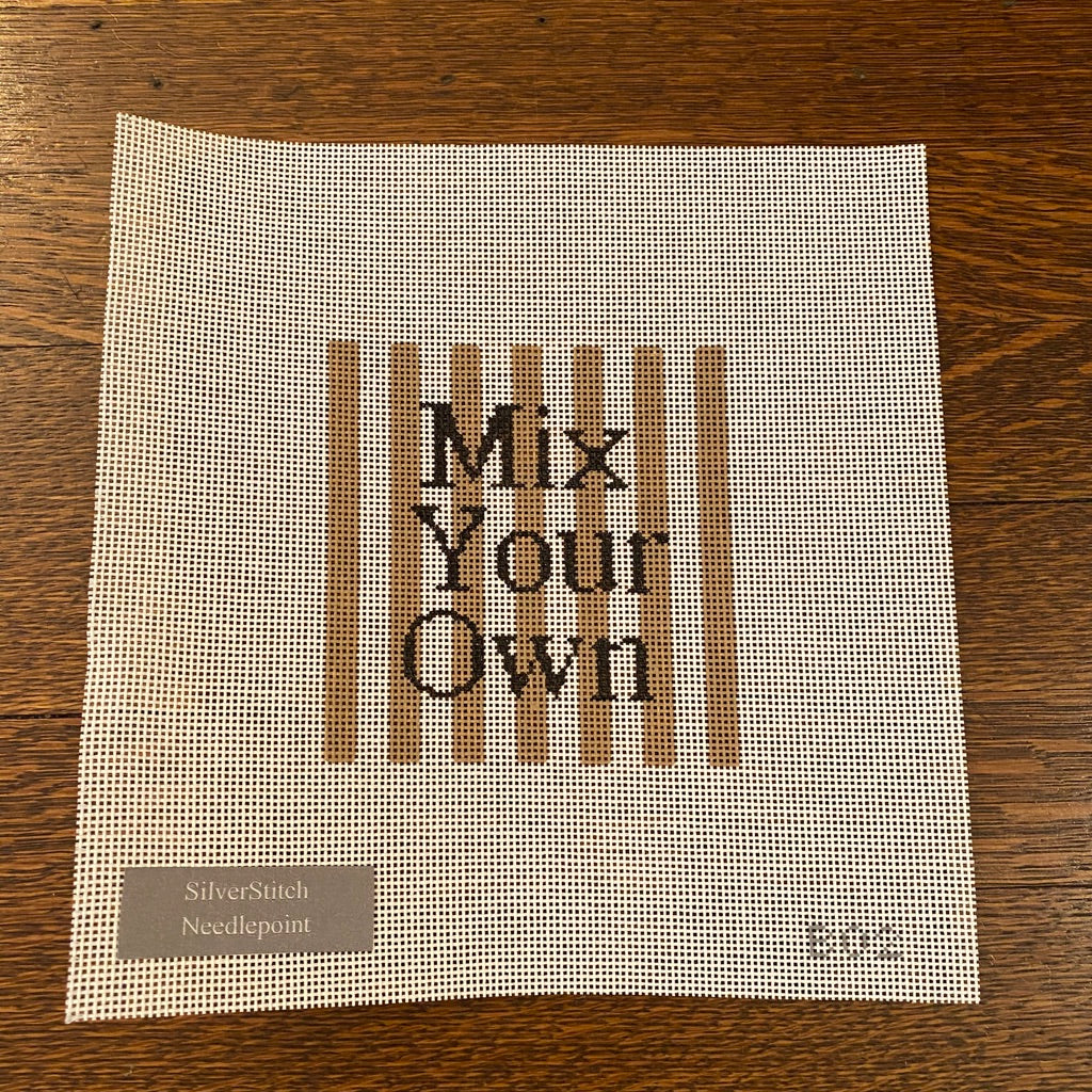 Mix Your Own Canvas-Needlepoint Canvas-KC Needlepoint