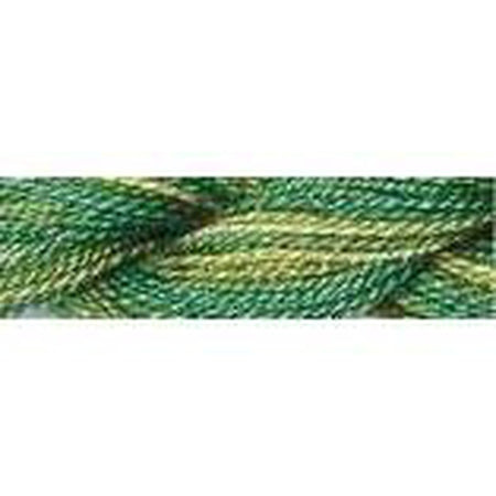 Watercolours 066 Jade - needlepoint