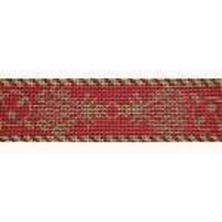 Napoleon Bee Belt Canvas - needlepoint
