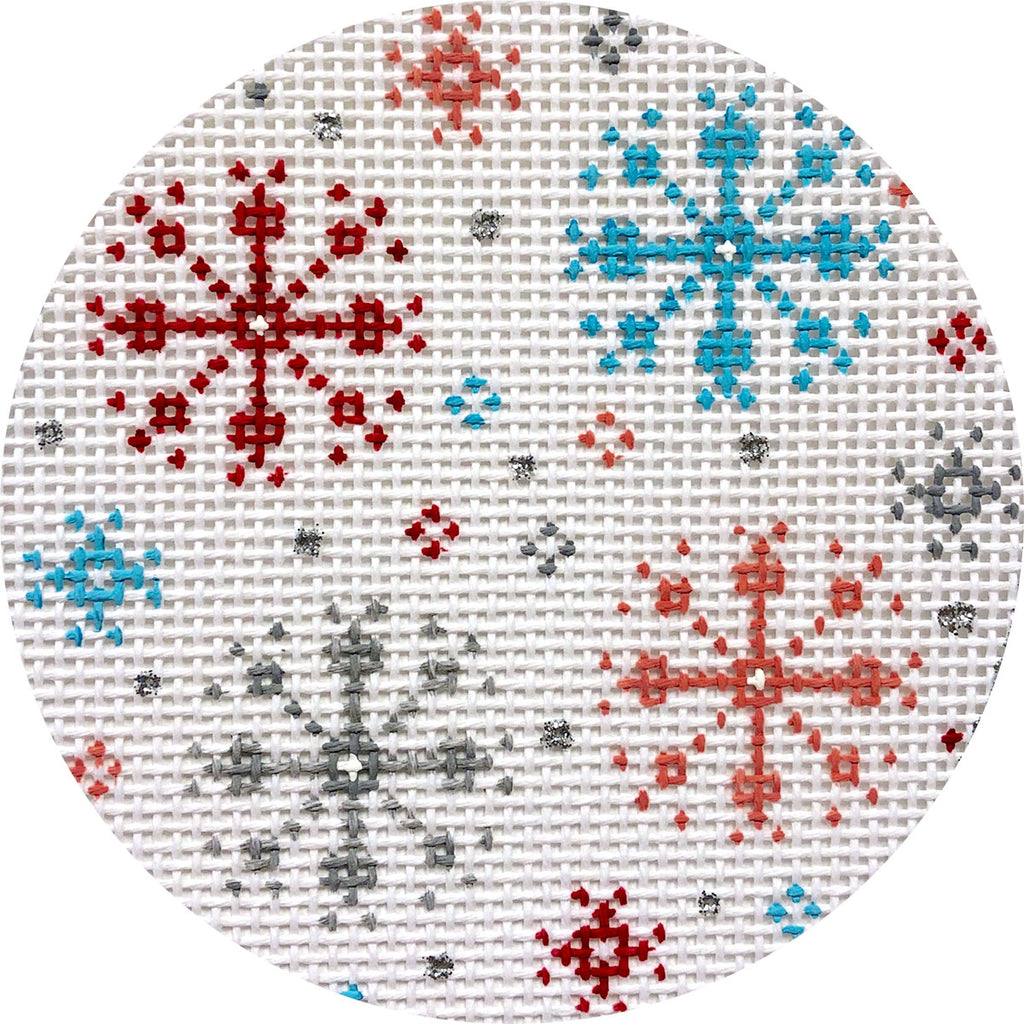 Snowflakes Canvas