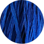 Straw Silk 0125 Azurite - needlepoint
