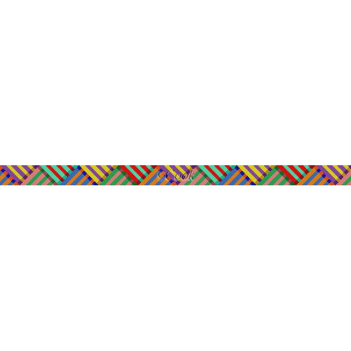 New Weaves Belt Canvas-Needlepoint Canvas-Susan Roberts-KC Needlepoint