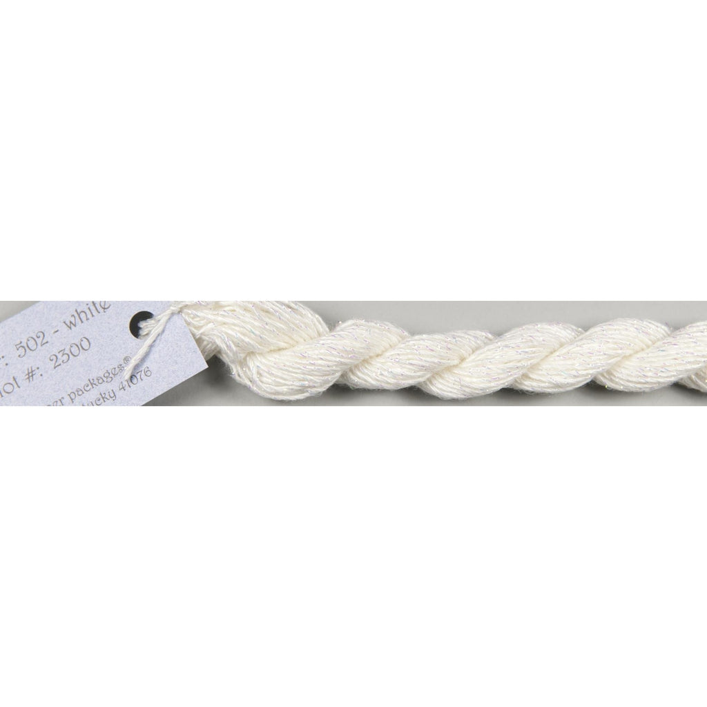 Stardust 502 White - needlepoint