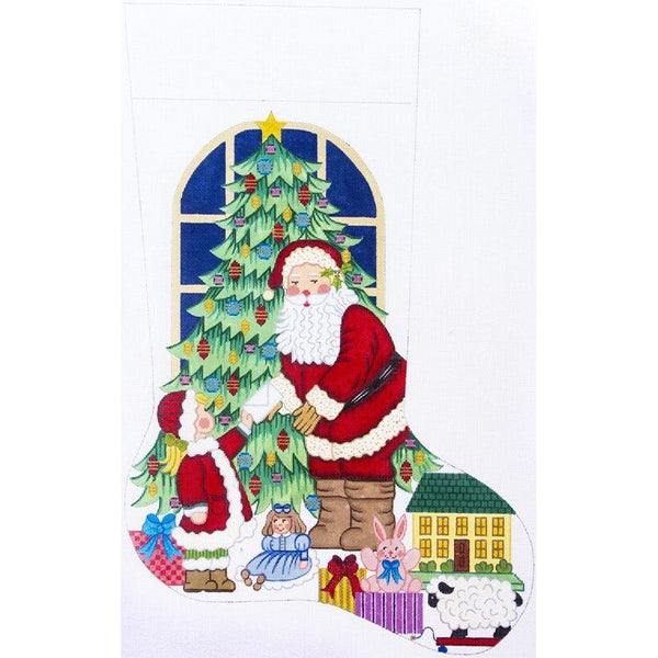 Alexa Needlepoint Stocking 7299