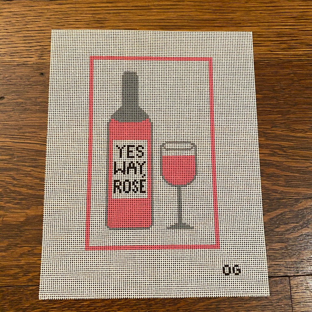 Yes Way Rose Canvas