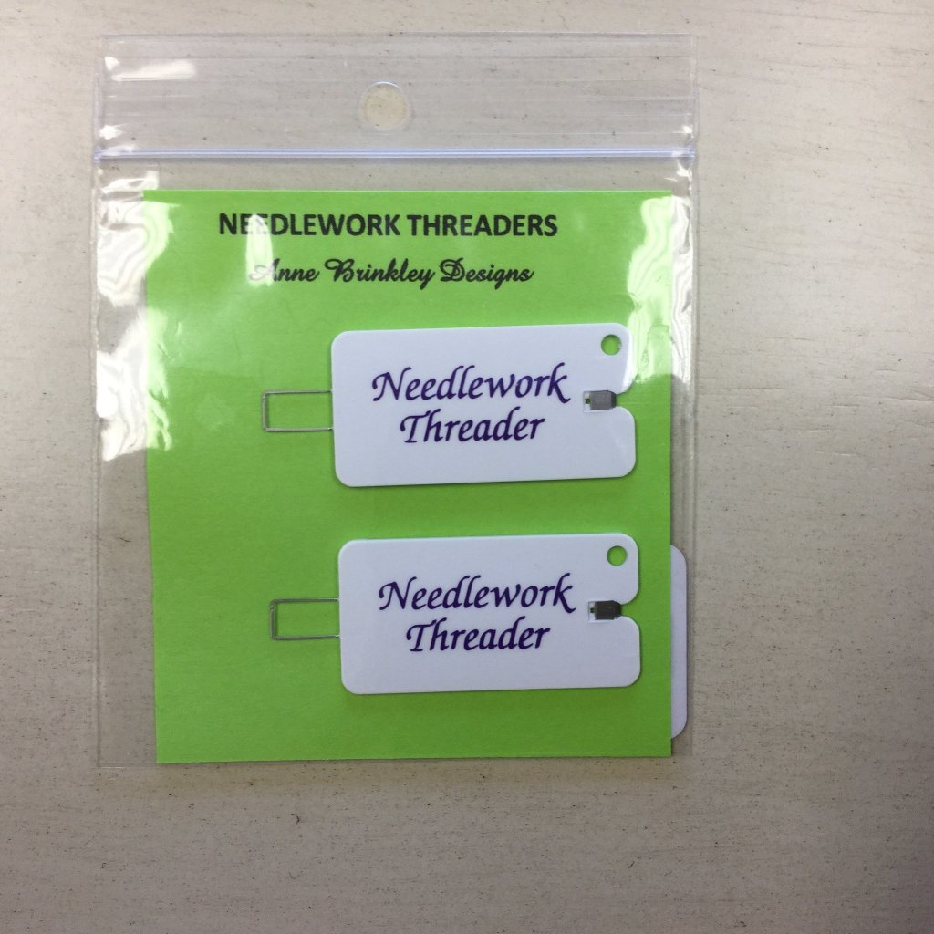 Needlework Threaders-Accessories-Anne Brinkley Designs-KC Needlepoint