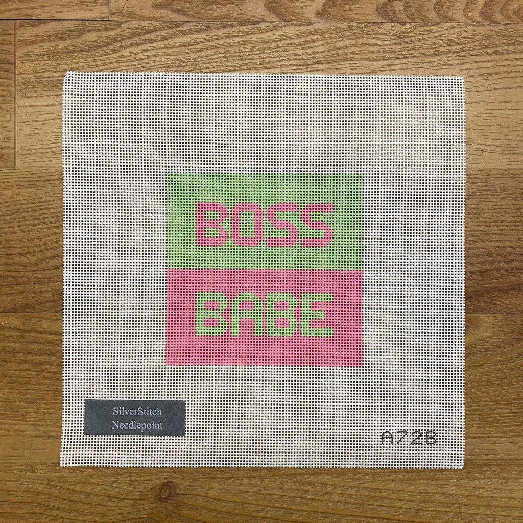 Boss Babe Canvas