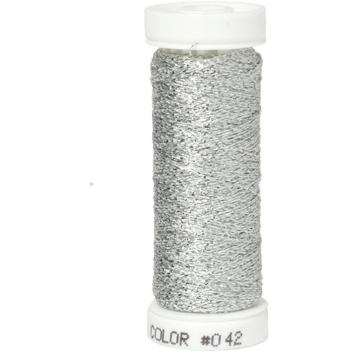 Accentuate Thread-Accentuate-Access Commodities-041 Silver-KC Needlepoint