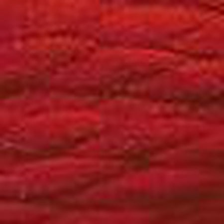 Planet Earth Silk 004 Red Hot - needlepoint