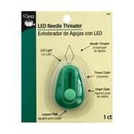 LED Needle Threader - needlepoint