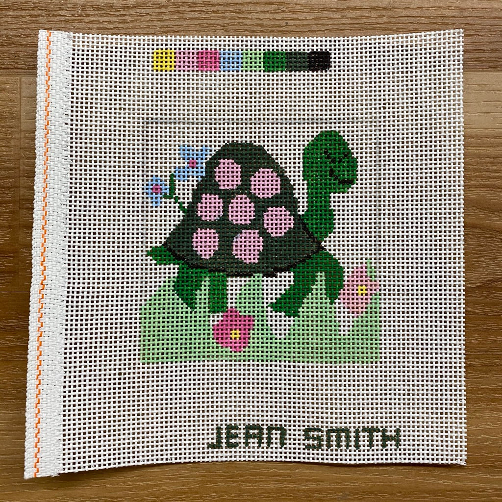 Turtle  Needlepoint Canvas