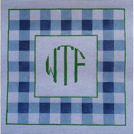 WTF Pillow Canvas-Needlepoint Canvas-Anne Fisher-KC Needlepoint