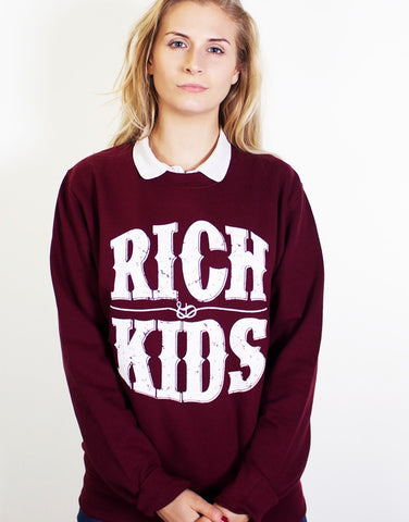 Rich Kids Sweater SALE