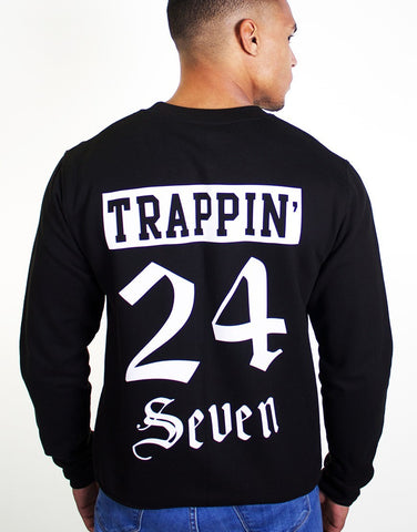 Trappin 24/7 Sweater