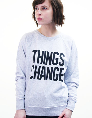 Things Change Sweater SALE