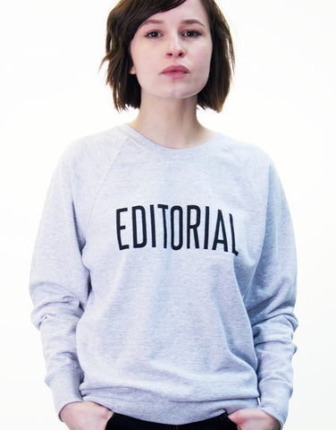 Editorial Sweater SALE