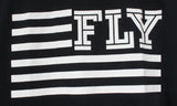 Fly black tee SALE