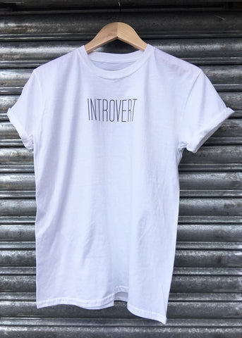 Introvert Tee SALE