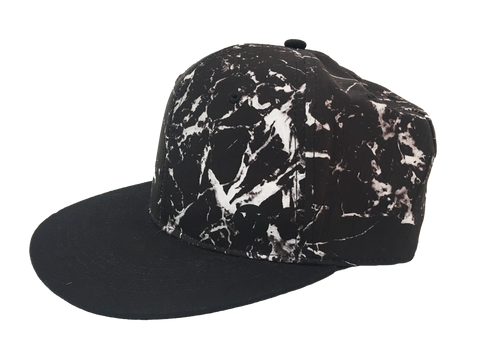 Marble black cap VLBT NEW